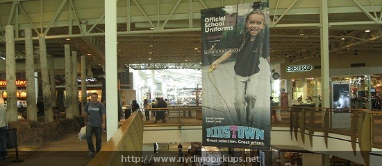 Jersey Garden mall Excursion Compras