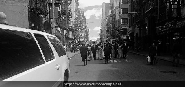 Servicio de limusinas para Bodas en Nueva York